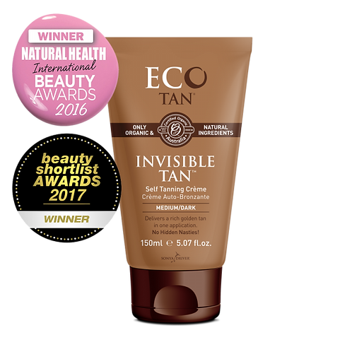 Eco Tan - INVISIBLE TAN Express Sunless Tanning Lotion