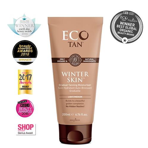Eco Tan -WINTER SKIN Gradual Tanning Moisturizer