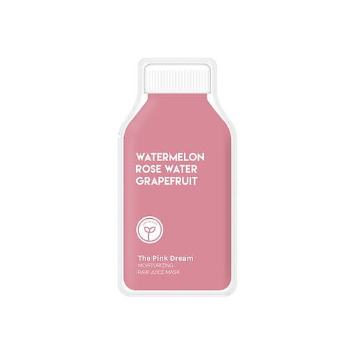 ESW - The Pink Dream Moisturizing Raw Juice Sheet Mask