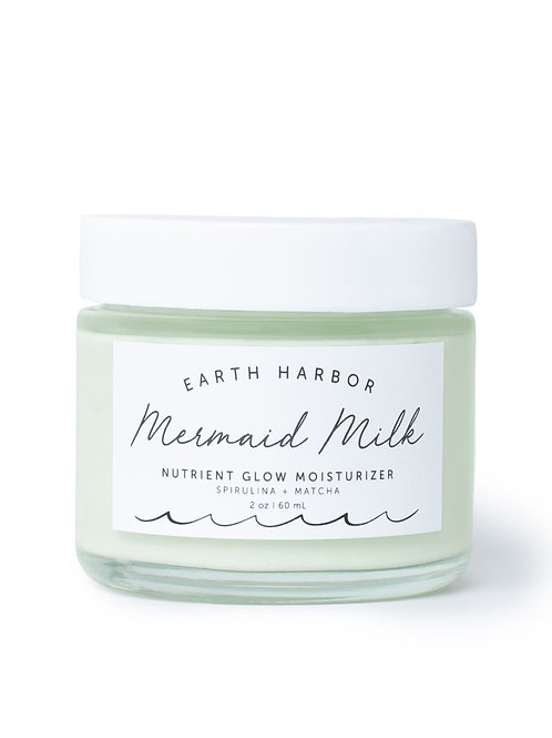 Earth Harbor Naturals - MERMAID MILK Nutrient Glow Moisturizer