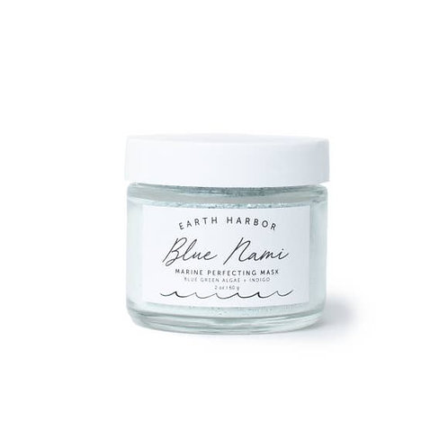 Earth Harbor Naturals - BLUE CRUSH Marine Perfecting Mask