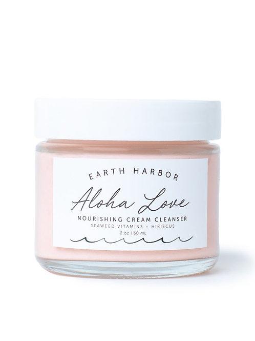 Earth Harbor Naturals - AHOY LOVE Nourishing Cream Cleanser