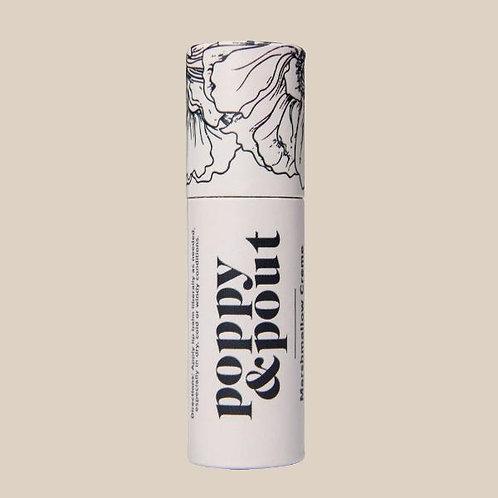 Poppy & Pout MARSHMALLOW CREME Lip Balm