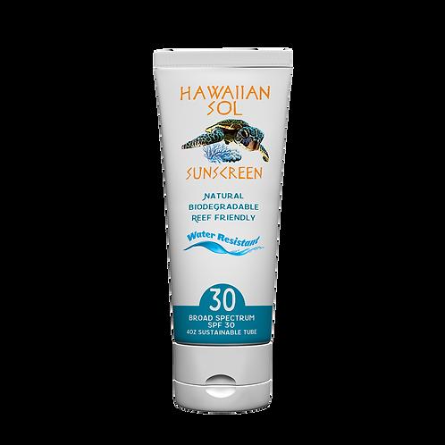 Hawaiian Sol - Body Sunscreen SPF 30