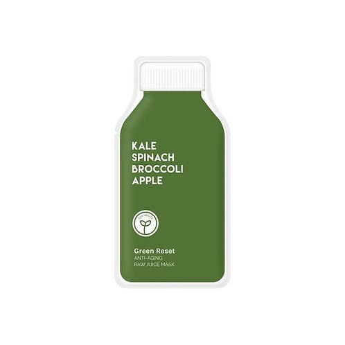 ESW - Green Reset Anti-Aging Raw Juice Sheet Mask