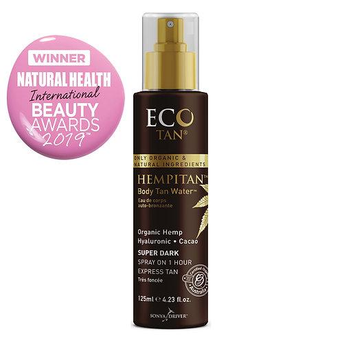 Eco Tan - HEMPITAN Organic Hemp Body Tanning Water