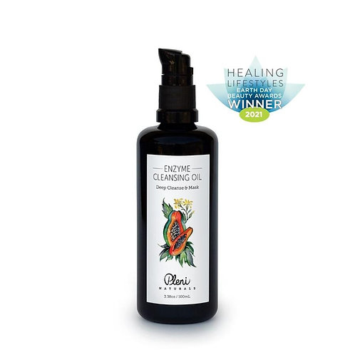 Pleni Naturals - ENZYME CLEANSING OIL