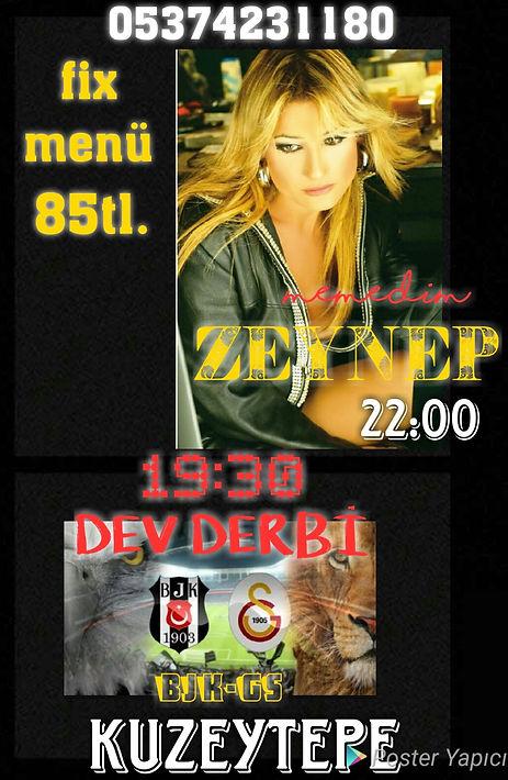 Zeynep Türkeş Konserleri