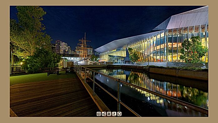 Pollywoodside and Convention Centre Melbourne