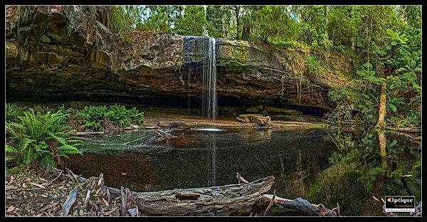 Lower Kalimna Falls, Otway National Park