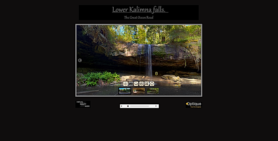 Lower Kalimna Falls
