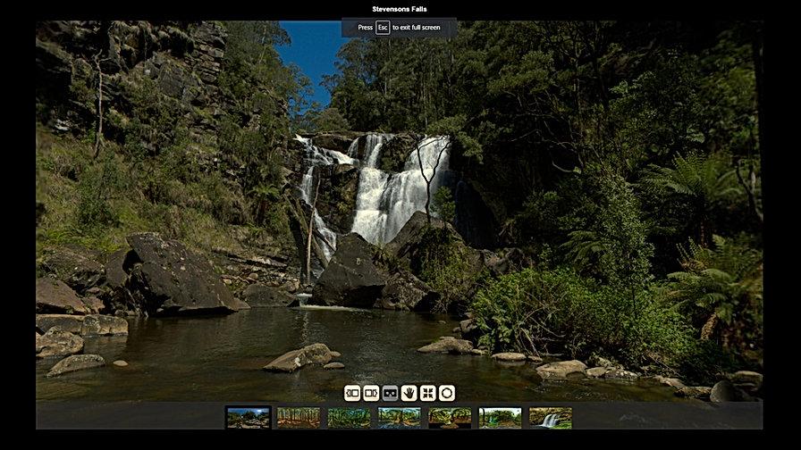 Otway National Park waterfalls