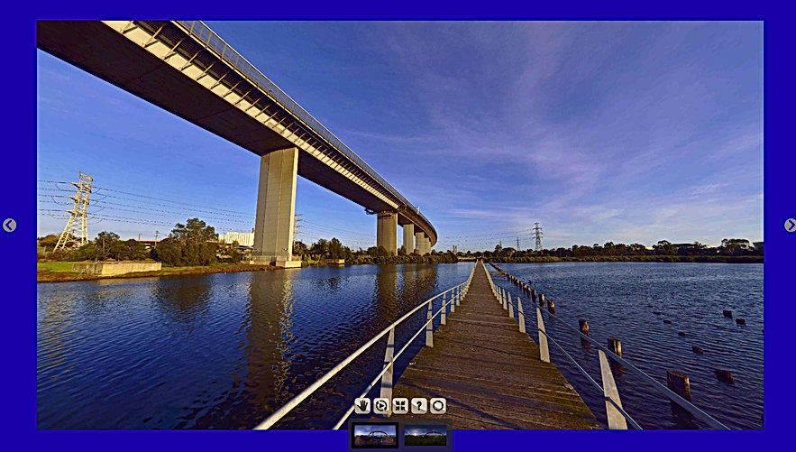 The West Gate Bridge