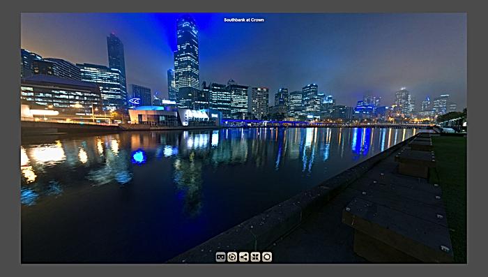 Yarra River at Melbourne Aquarium