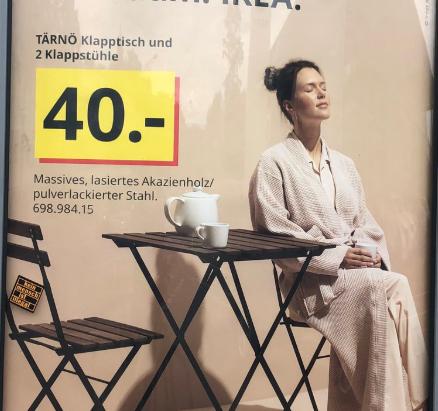 """IKEA und der """"Platz an der Sonne"""" -deutsche Kolonialgeschichte revisited"""
