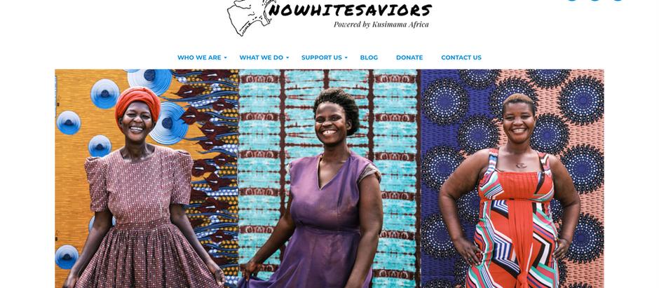 Podcast Tipp 'No White Saviors'