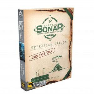 Captain Sonar Ext : Opération Dragon
