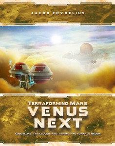 Terraforming Mars Ext : Vénus Next