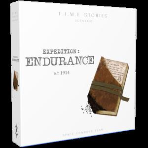 Time Stories Ext : Expédition endurance