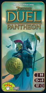 7 wonders Duel Ext Panthéon