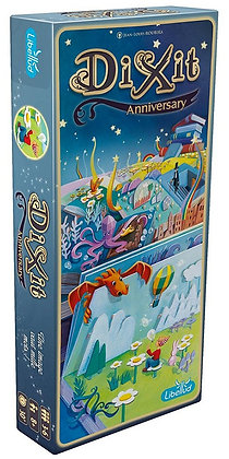 """Dixit extension 9 """"Anniversary"""""""