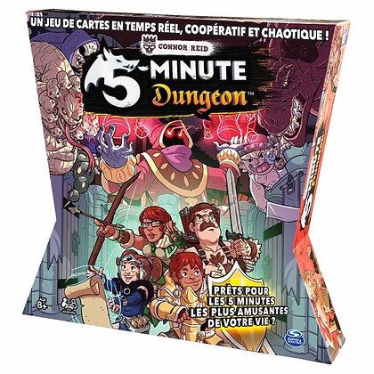 5 minutes Dungeon