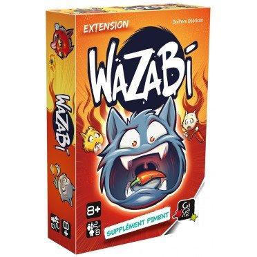 Wazabi Ext : Supplément piment