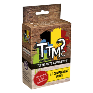 TTMC Extension : Le complément Belge
