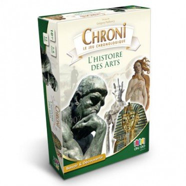 Chroni : L'histoire de l'Art