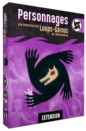 Loup-Garou extension : Personnages