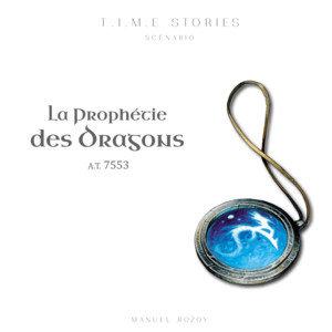 Time Stories Ext : La prophétie des Dragons