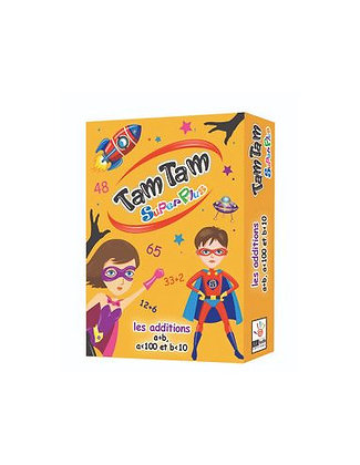 Tam Tam : Superplus, les additions
