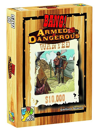 Bang! Ext : Armés et dangereux