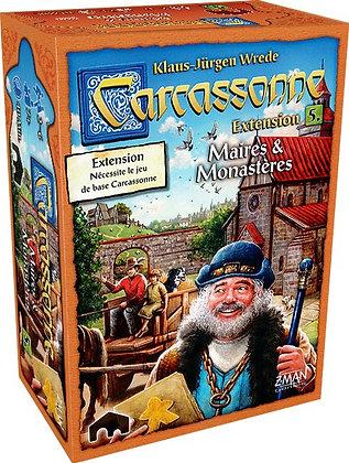 Carcassonne Ext : Maires et Monastères