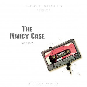 Time Stories Ext : The Marcy Case