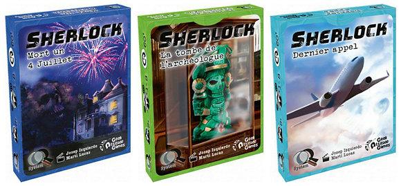 Sherlock (Q-System)