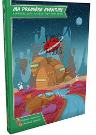 Ma première Aventure : L'Odyssée du Phobos