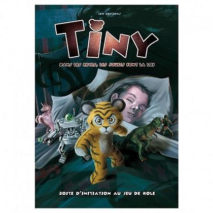Tiny Adventure : boîte d'initiation