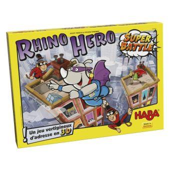 Rhino Hero : Super Battle