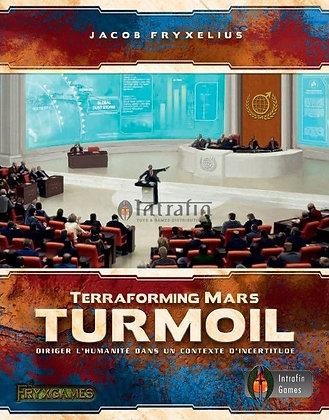 Terraforming Mars Ext : Turmoil