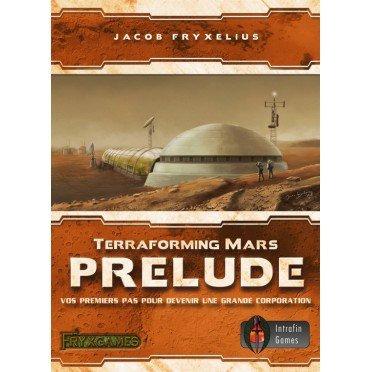 Terraforming Mars Ext : Prélude