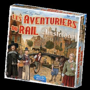 Les Aventuriers du Rails Amsterdam
