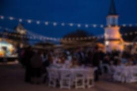 Night Wedding Austin Hill Country