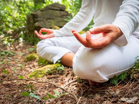 Yoga les (5 mei)