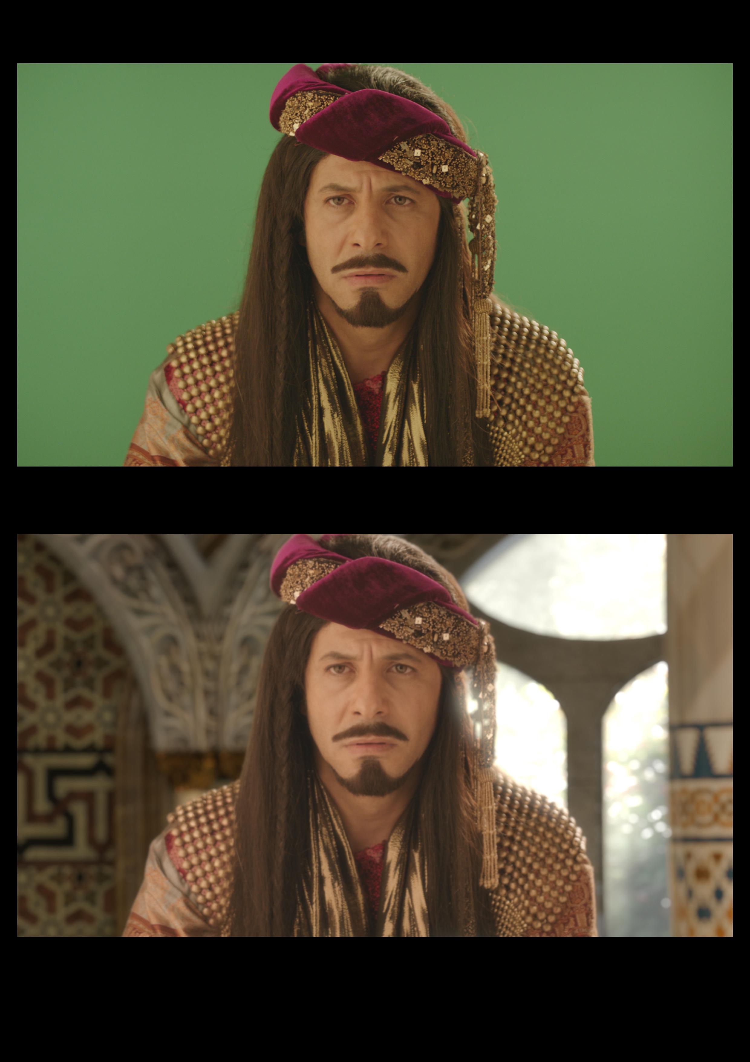 1001 Arabian Nights TV series