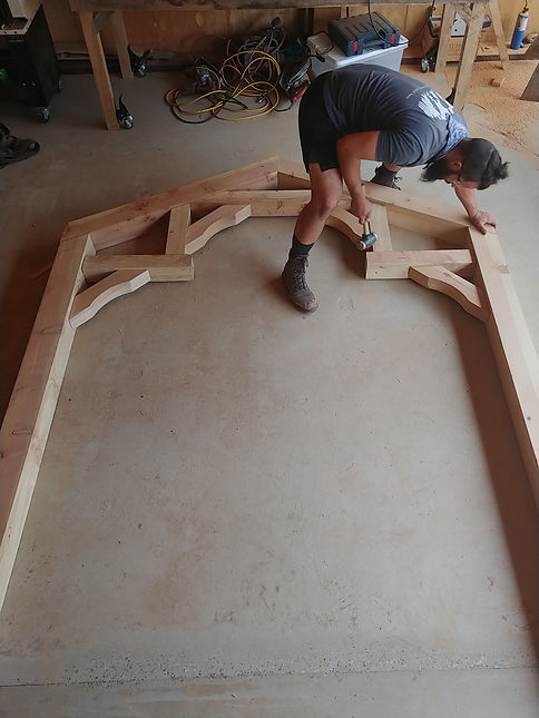 Nils working on new hammer beam.jpg