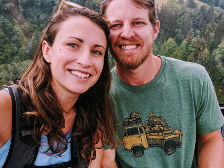 Tips for sharing (happily) a 234 sq ft Tiny House with your partner.