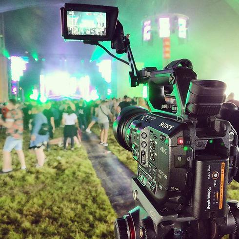videographer london