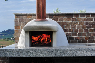 Building an Italian Pizza Oven