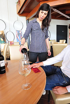 Sommelier Visit to Casa del Colle